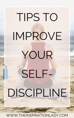 Tips to Improve Your Self-Discipline - The Inspiration Lady I believe self-discipline is something that can be learned with hard work and habit building. Here are some helpful ways that you can improve your self-discipline! Discipline Quotes, Self Discipline, Self Development, Personal Development, Psychic Development, Leadership Development, Look Here, Self Improvement Tips, Self Care Routine