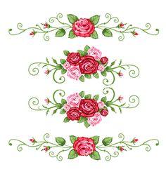 Google Bilder-resultat for http://www.vectorstock.com/i/composite/16,77/vintage-roses-vector-111677.jpg