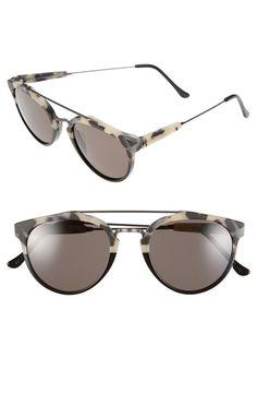'Giaguaro' 50mm Sunglasses