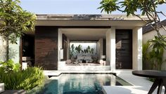 Alila Villas Uluwatu Accommodation One Bedroom Villa