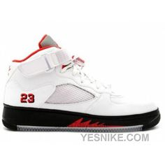 super popular 4ccde b9ee2 Air Jordan Fusion 5 White   Red   Black  105.99 http   www.