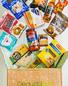 October was a great month! What's your favorite product so far?  #degustabox
