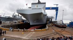 """A shortage of key personnel could jeopardise the effective deployment of the Royal Navy's two new aircraft carriers.  The National Audit Office (NAO) said that the Carrier Strike programme was entering a """"critical"""" phase with the first of the ships - HMS Queen Elizabeth.  The carriers arrival into Portsmouth has already been put back three months and the NAO warns further """"technical issues"""" could mean the Ministry of Defence's plan for it t..."""
