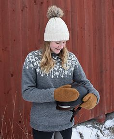 Ravelry: Stella pattern by JennyPenny Knitting Projects, Knitting Patterns, Crochet, Pullover Sweaters, Scandinavian, Winter Hats, Beanie, March 6, Yoko