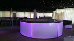 Make sure you & your guests have a great time by making our LED Round Bar the centrepiece for your wedding!  #wedding #events #barhire #drinks www.alfrescohire.co.uk 01279 870997
