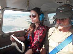 Женщина-пилот- в наше время теперь не редкость, а статус и уважение! Woman pilot in our time is no longer a rarity, and the status and respect! #Cessna150 , #poletnaotlichno , #flyingaplane , #полет , #gift , #полетвподарок, #Russian, #aviation