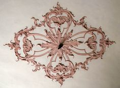 Орнамент и стиль в ДПИ - Рокайльные мотивы в декоре Палаццо Реале, Генуя