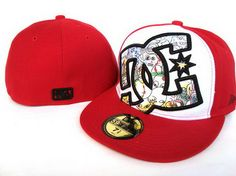 red fitted hats for sale online 76f14b89962b