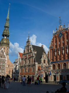 10 Affordable Summer Holiday Destinations: For historical artefacts and architectural wonders head to the capital of Latvia, Riga.