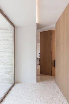 Interior Design Inspiration, Home Interior Design, Interior Architecture, Interior And Exterior, Interior Decorating, Nordic Interior, Apartment Interior, Minimalist Kitchen, Ceiling Design