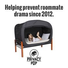 From messes to clingy boyfriends and back, everyone with a roomie needs a space of their very own!