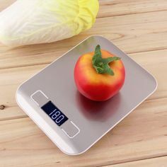 Impartial White Lcd Digital Kitchen Scales Measuring Spoons For Cooking Electronic Weight Volumn Food Scales Kitchen Gadgets Kitchen,dining & Bar Kitchen Scales