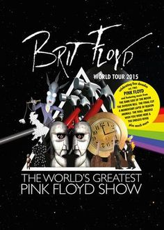 Brit Floyd to Bring World Tour to Morris Performing Arts Center, 3/16