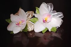 Three Stunning Orchid Decorations For Weddings – Bridezilla Flowers Orchid Corsages, Orchid Bouquet, Wedding Bouquets, Wedding Flowers, Cymbidium Orchids, Wrist Corsage, Shutterfly, Jewelery, Wedding Decorations