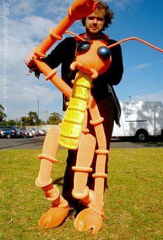 Bug Puppet by *SKOpseudonym on deviantART