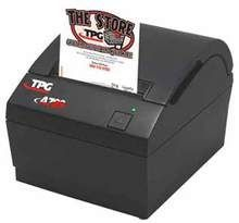 TPG A799-720E-TD00 Thermal 2-Color POS Receipt Printer, ETHERNET, Auto-Cutter, Power Supply Included, BLACK