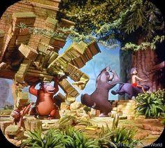 View-Master Jungle Book (B363): Scene 16