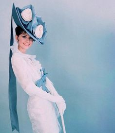 Audrey Hepburn My Fair Lady.