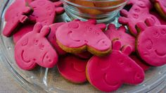 Peppa Pig, Cookies, Party, Desserts, Kids, Food, Crack Crackers, Tailgate Desserts, Young Children
