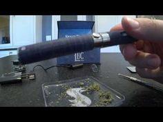 Snoop Dogg Vaporizer G Pen Vape Unboxing Review - YouTube