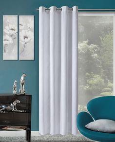 Moderní závěs bílé barvy Curtains, Shower, Home Decor, Rain Shower Heads, Blinds, Decoration Home, Room Decor, Showers, Draping