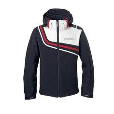 Men's ski jacket Source by shaail Moda Peru, Fashion Design Template, Inspiration Mode, Sport Man, Winter Wear, Hoodies, Sweatshirts, Snowboard, Skiing