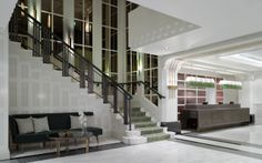 Hilton Prague Czech Republic | Luxury Hotel Interiors