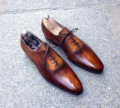 Caulaincourt shoes - Hemingway - pain depice