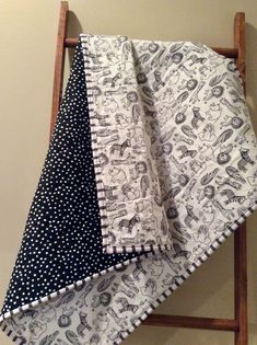 Neutral Baby Quilt, Gender Neutral Baby Clothes, Black And White Baby, Baby Boy Quilts, Quilts For Sale, Quilt Patterns, Quilting Ideas, Free Baby Stuff, Baby Sewing