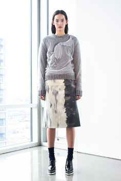 LOOK | 2015-16 FW NY COLLECTION | ICB | COLLECTION | WWD JAPAN.COM