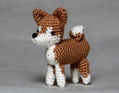 Shiba Inu by HoneyBunnyShoppe on Etsy, $24.00