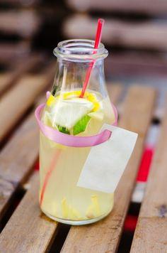 Pikantná zázvorová limonáda