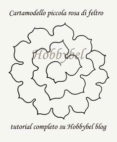 Giant Gerbera Daisy Paper Flower Template and Tutorial, Large Paper Daisy, Paper Flower Printable PDF Templates Giant Gerbera Daisy Paper Flower Template and Tutorial, Large Paper Daisy, Paper Flower Printable PDF Templates - beef fajita marinade Paper Flowers Diy, Handmade Flowers, Flower Crafts, Fabric Flowers, Felt Flower Diy, Pink Fabric, Felt Flower Template, Leaf Template, Templates