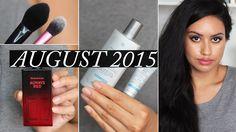 August 2015 Favorites | Makeup & Beauty