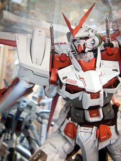 MBF-P02 Astray gundam red frame custom paint