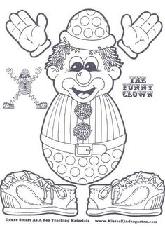 free downloadable circus coloring pages - photo#45