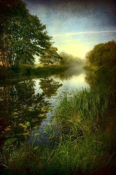 Forth and Clyde Canal by Karl Williams