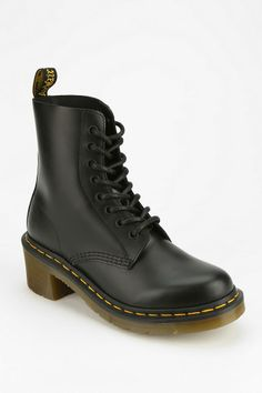 Dr. Martens Clemency Parade Heeled Boot #urbanoutfitters