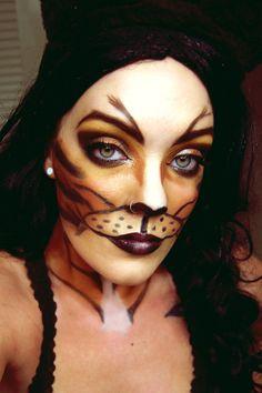 Tabby Cat http://www.makeupbee.com/look_Tabby-Cat_37314