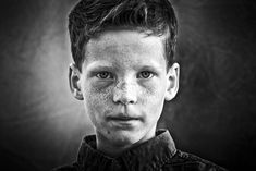 "Honorable Mention - ""Boy"" by Els Baltjes, Netherlands 