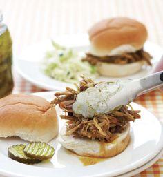 South Carolina mustard bbq - cook's country
