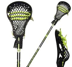 Full Lacrosse Sticks Stick Sports, Lacrosse Sticks, Yellow Nikes, Nike Outfits, Sports Equipment, Reebok, Lime, Clothing, Outfits