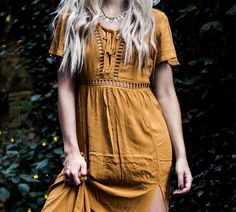 3 Ways to De-stress and Yellow Maxi | WEARFATE by Mollie Moon | A Life and Style Blog
