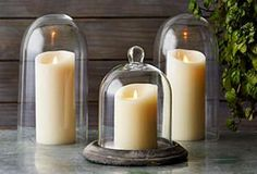 Shine On: Flameless Candles by Luminara