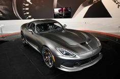 2014 SRT Viper GTS Anodized Carbon Edition Revealed - Motor Trend WOT