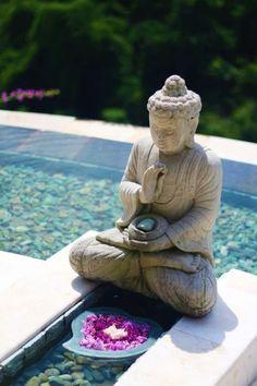 Meditation Program - Meditate Deeper than a Zen Monk! Lotus Buddha, Art Buddha, Buddha Decor, Buddha Zen, Gautama Buddha, Buddha Buddhism, Buddha Peace, Buddha Temple, Buddha Statues