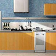 Design da lava louças Electrolux Blue Touch LE09B