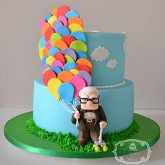 Ideas For Cupcakes Decorados Pasta Americana Easter Cupcakes, Fun Cupcakes, Wedding Cupcakes, Birthday Cupcakes, Disney Up Cake, Fondant Cakes, Cupcake Cakes, Corona Cake, Disney Inspired Food