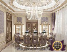 Villa Interior Design In Dubai Saudi Arabia Madina Monaowara Photo 32 Arabic DesignLuxury RoomsDinner RoomCastle InteriorsMadinaVilla