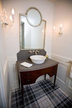 la jolla muirlands home - traditional - bathroom - other metro - Andrea May Hunter/Gatherer